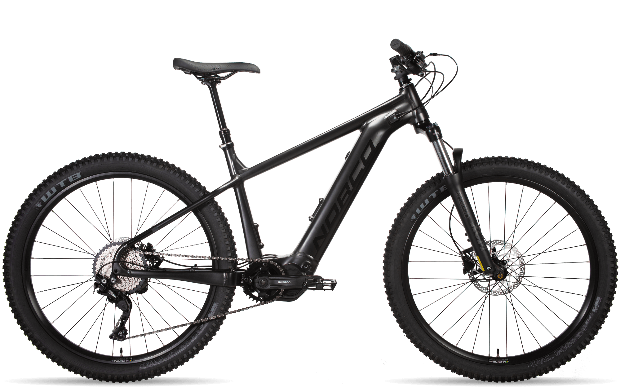 Norco Mountain Bikes >> Norco Fluid Vlt E Mountain Bike 2019 Norco Bicycles