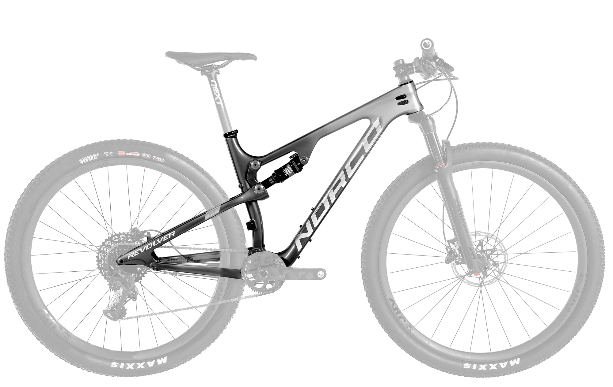 Revolver FS Frame 2018 | Norco Bicycles