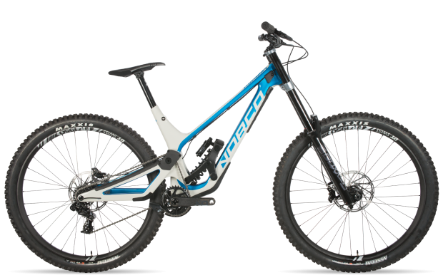 Nrco Aurum HSP C1 downhill race bike