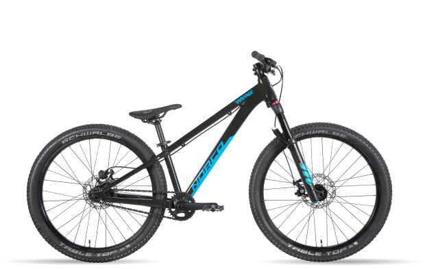norco rampage kids mountain bike for dirt jumps