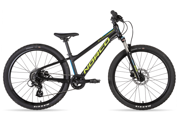 norco charger kids mountain bike