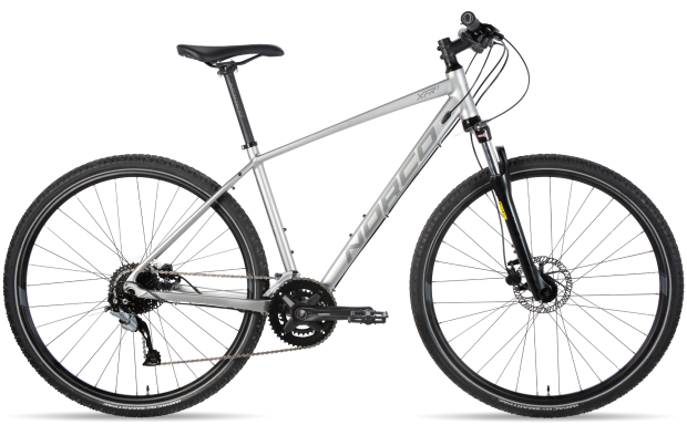 norco front suspension hybrid bike